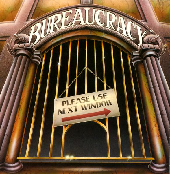 The Infocom Gallery: Bureaucracy