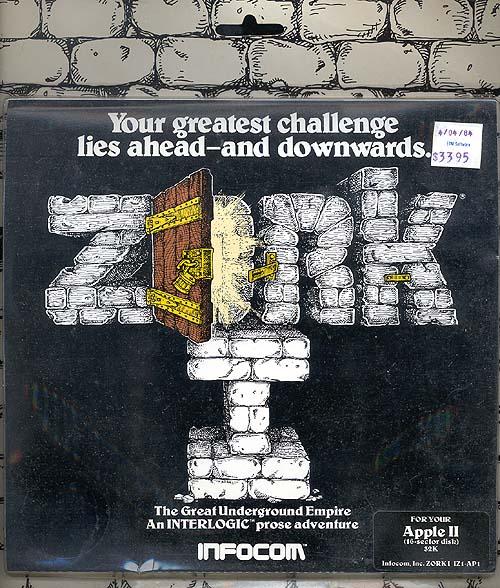 The Infocom Gallery: Zork I Folio