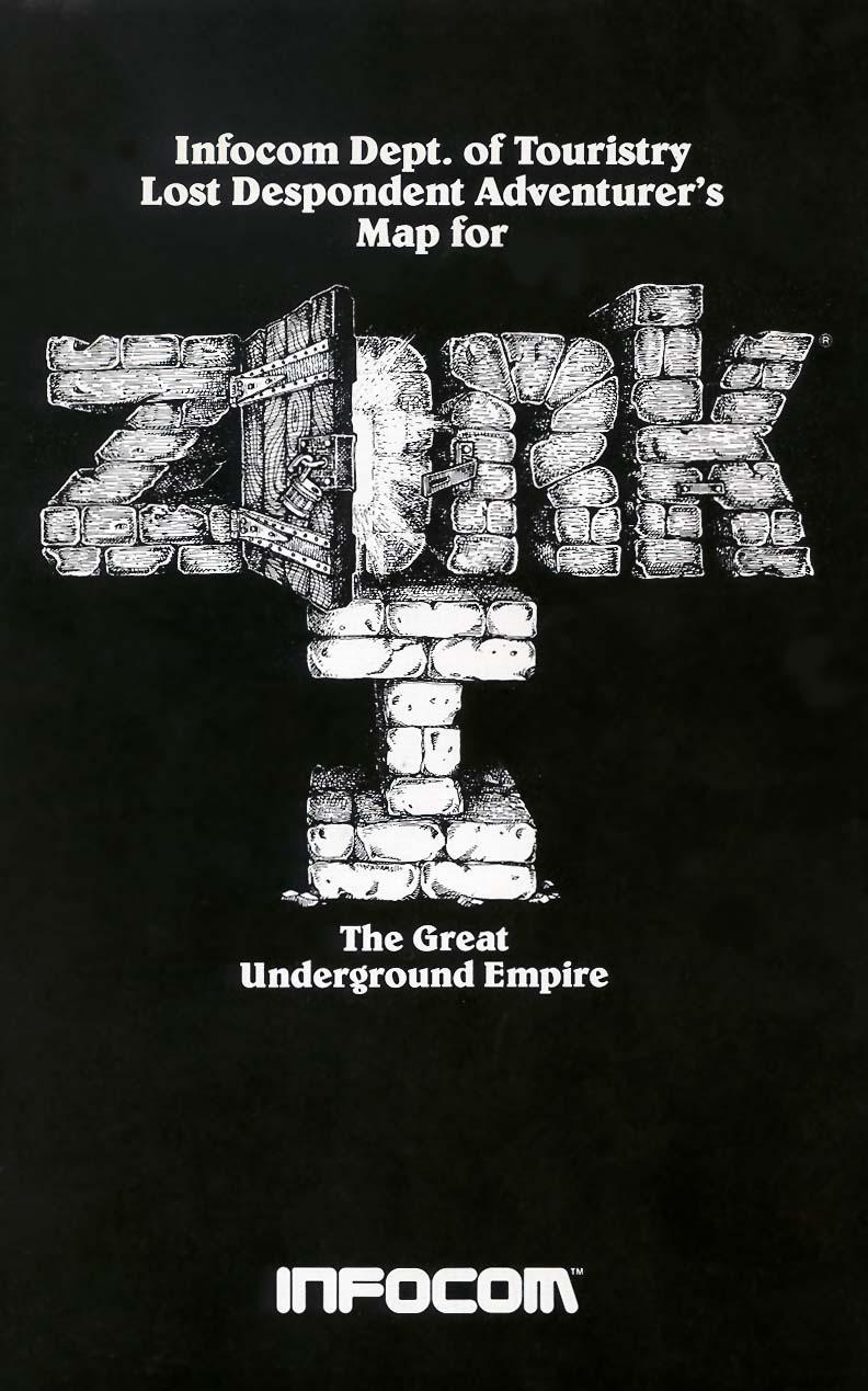 The Infocom Gallery: Zork I InvisiClues